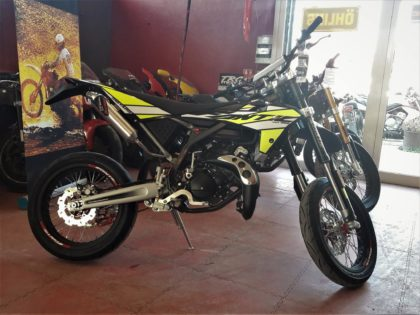 50 FANTIC MOTOR SM