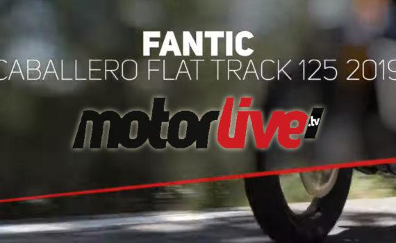 125 FLAT TRACK MOTORLIVE